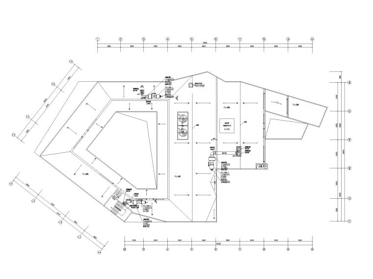 框架多层公共建筑施工招标文件+全套图纸_8