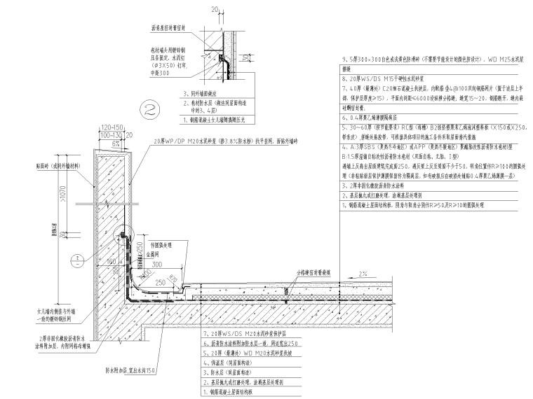 框架多层公共建筑施工招标文件+全套图纸_7