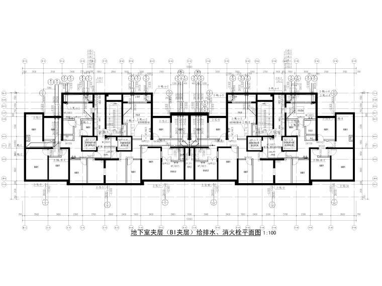 超高层2#住宅及配套公建给排水施工图2020_5