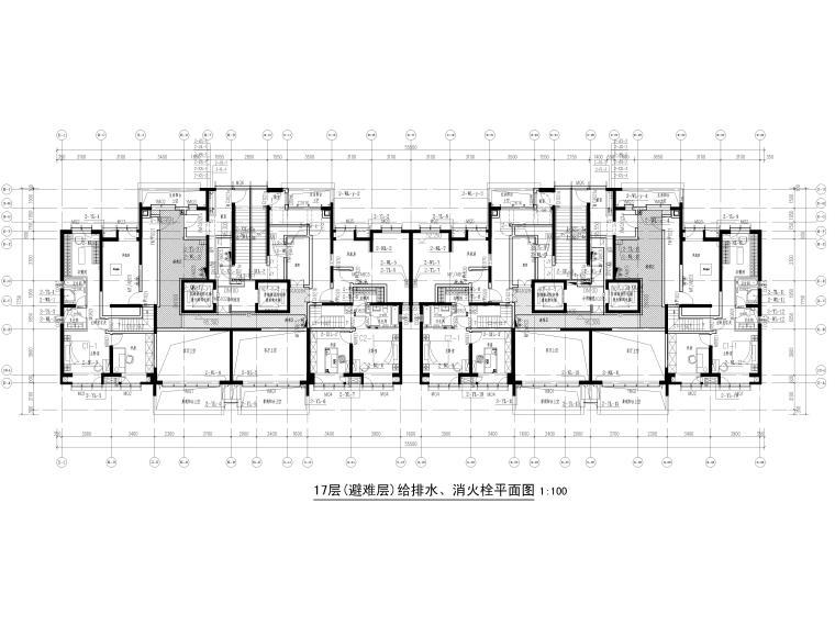 超高层2#住宅及配套公建给排水施工图2020_2