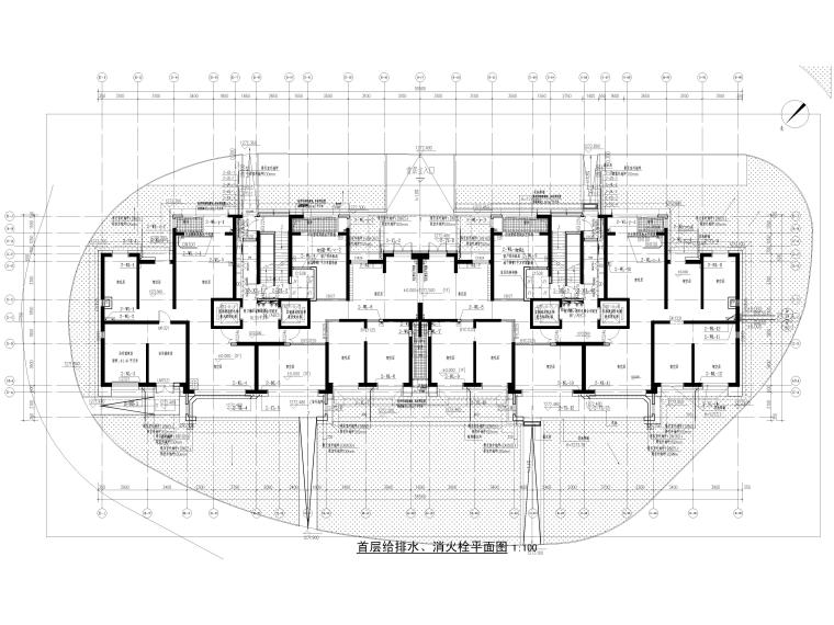 超高层2#住宅及配套公建给排水施工图2020_7