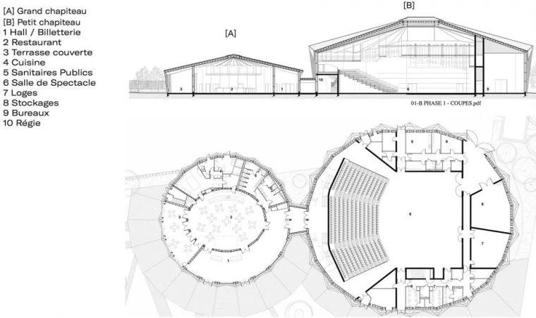 Bayssan剧院礼堂和圆形露天剧场_28