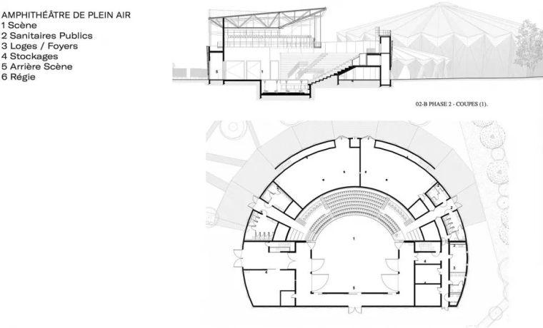 Bayssan剧院礼堂和圆形露天剧场_29