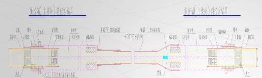 大跨度钢桁混凝土梁混合梁斜拉桥设计与施工_11