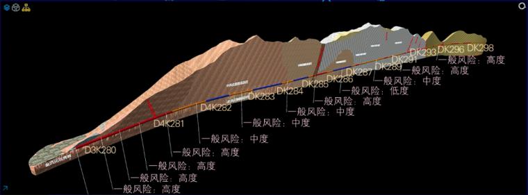 BIM在铁路隧道洞身中的应用_10