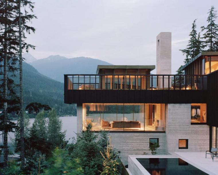 在山上,该建怎样的房子?_1