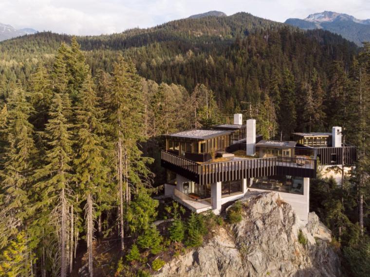 在山上,该建怎样的房子?_2