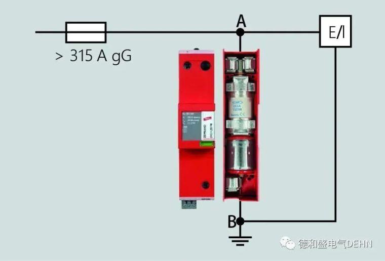 低压开关设备组件(防雷)电涌保护解决方案_2
