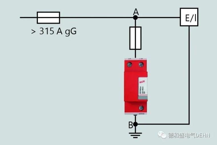 低压开关设备组件(防雷)电涌保护解决方案_3
