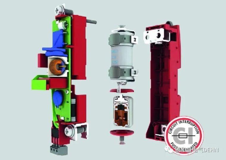 低压开关设备组件(防雷)电涌保护解决方案_4