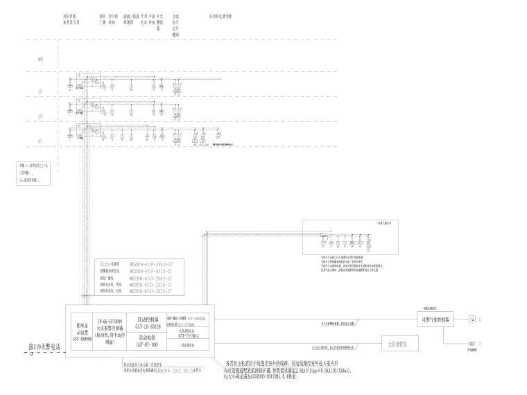 大型楼盘及配套设施电气施工图2021全套图纸_8