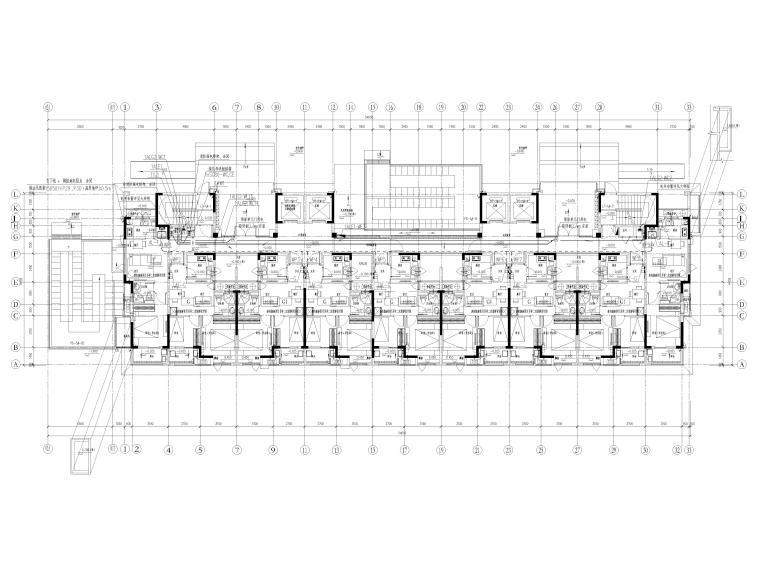 大型楼盘及配套设施电气施工图2021全套图纸_1
