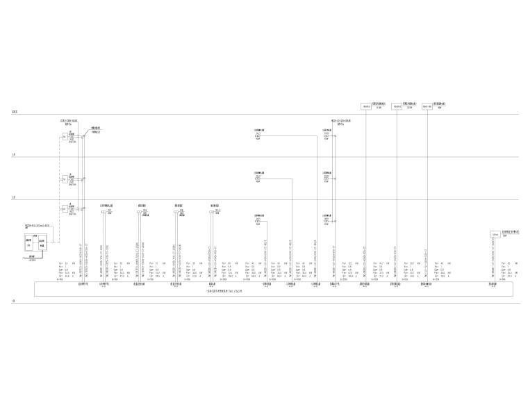 大型楼盘及配套设施电气施工图2021全套图纸_9