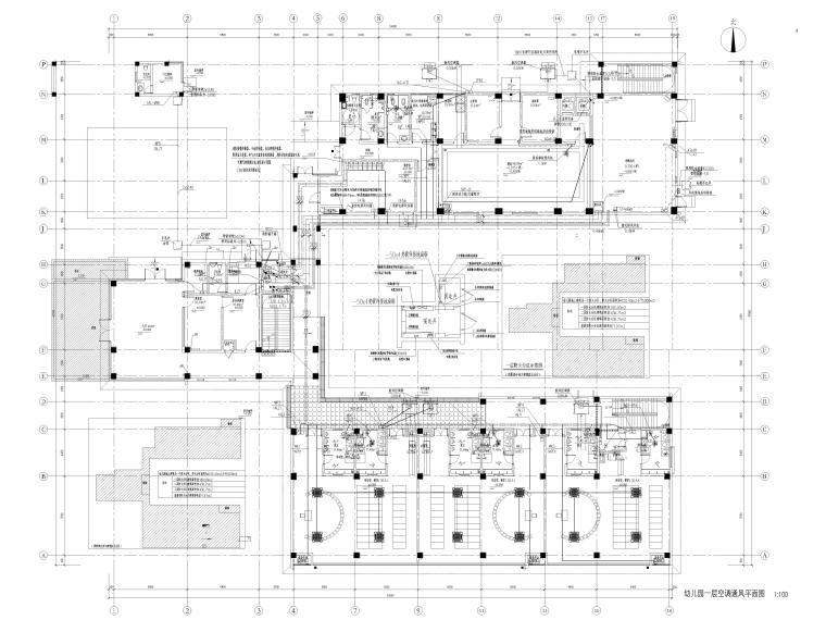 大型楼盘及配套设施电气施工图2021全套图纸_7