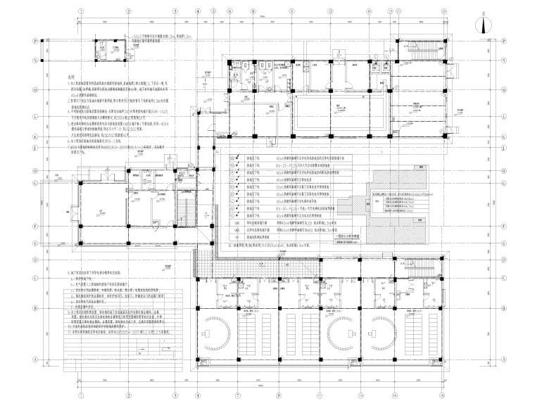 大型楼盘及配套设施电气施工图2021全套图纸_5