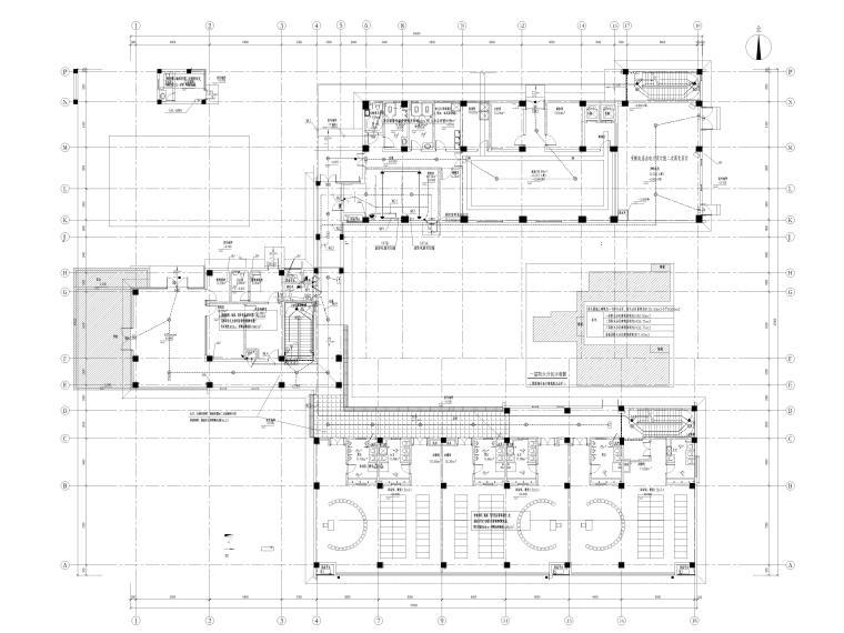 大型楼盘及配套设施电气施工图2021全套图纸_6