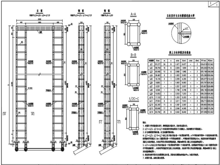 世界级大桥450米上承式钢管拱桥图纸448页_8