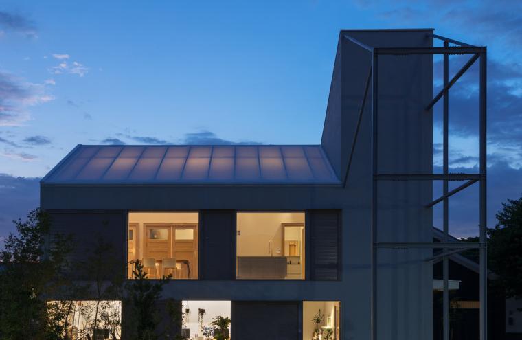 日本Tetusin设计再利用办公楼_5