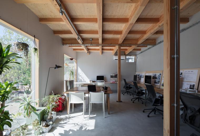日本Tetusin设计再利用办公楼_6