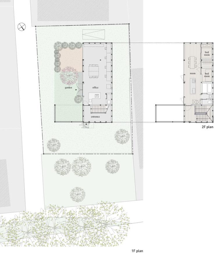 日本Tetusin设计再利用办公楼_9