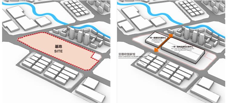 成都国际铁路港进出口商品展示交易中心_8