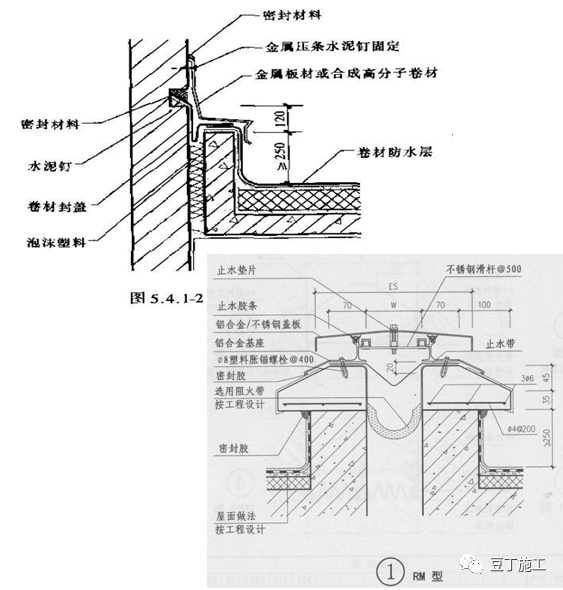 防水施工质量通病分析及防治措施_9