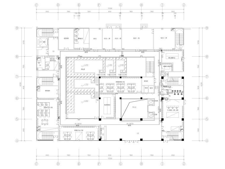 [广东]档案管首期工程给排水施工图2019_6