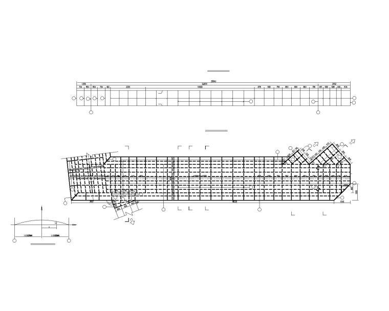 37.72m+23.78m跨径钢箱梁人行天桥图纸2019_3