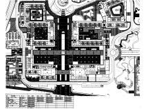 [贵州]中学园林景观工程全套施工图设计2019