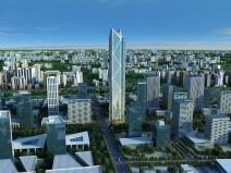[国企]广商中心钢管砼柱超高层施工组织设计