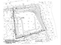 知识城第二邻里中心项目永久性支护图纸2020