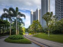 广东金融街海世界景观