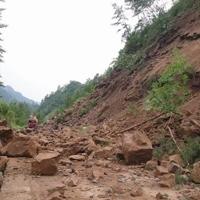 地质灾害_岩土工程图片