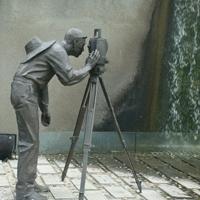 测量测绘_建筑施工图片