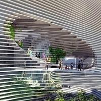 景观设计课程同学组_技能培训图片