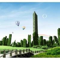 中国立体绿化中文国际组_园林景观图片