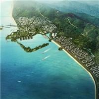 滨水休闲景观_园林景观图片
