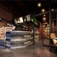 餐饮空间装修_室内设计图片