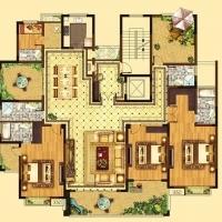 室内装修户型图_室内设计图片