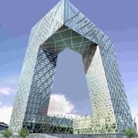 钢结构_建筑施工图片