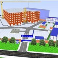 施工组织设计_建筑施工图片