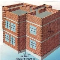 砌体结构施工图_结构设计图片
