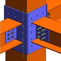 钢结构节点详图_结构设计图片