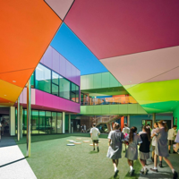教育建筑案例_建筑設計圖片