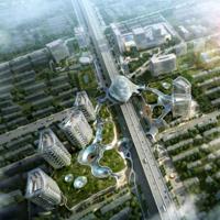 城市规划建筑案例_建筑设计图片