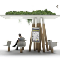 公共設施建筑案例_建筑設計圖片