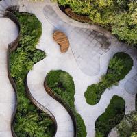 花园案例_园林景观图片