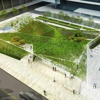 公共绿地案例_园林景观图片
