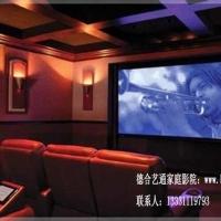 北京家庭影院设计装修分享_室内设计图片