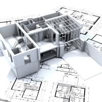 建筑施工图作业小组_建筑设计图片